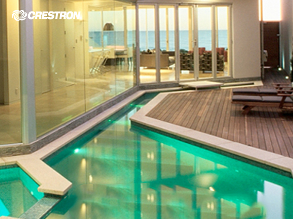 crestron-swimming-pool