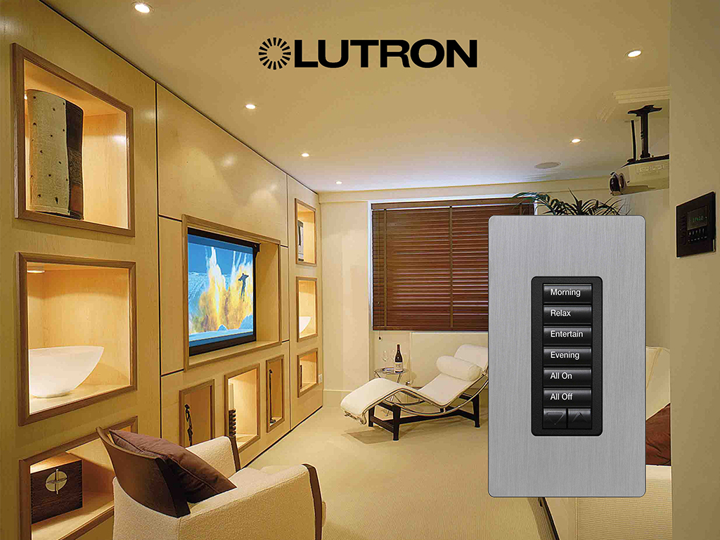home automation lighting lutron